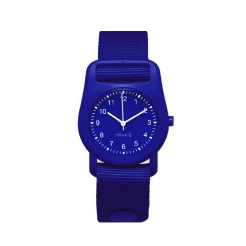 PRAXIS STRAP WATCH BLUE