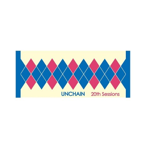 『UNCHAIN 20th.sessions Goods 』ジャガードタオル