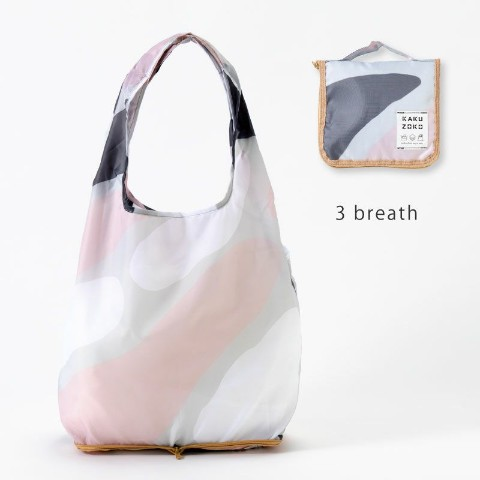 【エコバッグ】KAKUZOKO BAG M(breath)