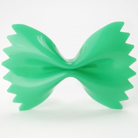 【MicroWorks】Farfalle/Genovese(Green)