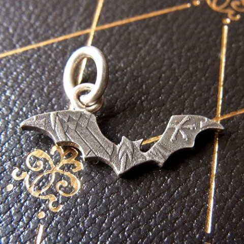【effect】Old Coin Bat Charm