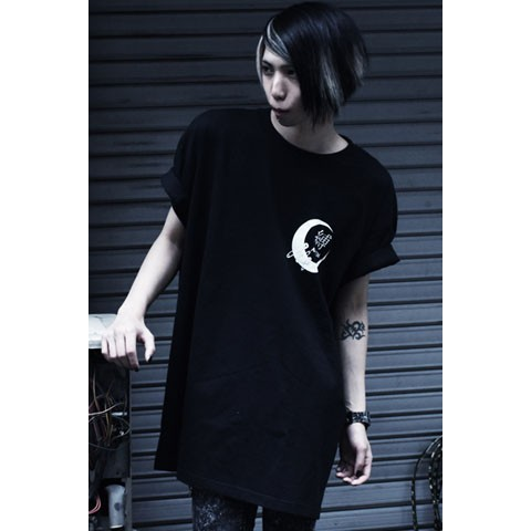 【アマツカミ】拘束/Restraint T-shirts Black M