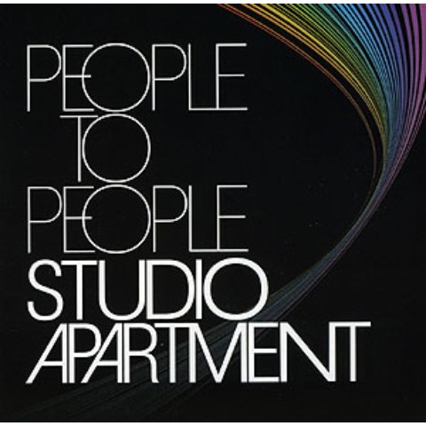 STUDIO APARTMENT/PEOPLE TO PEOPLE