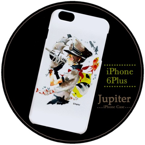 【Jupiter】【iPhone6Plusケース】出航