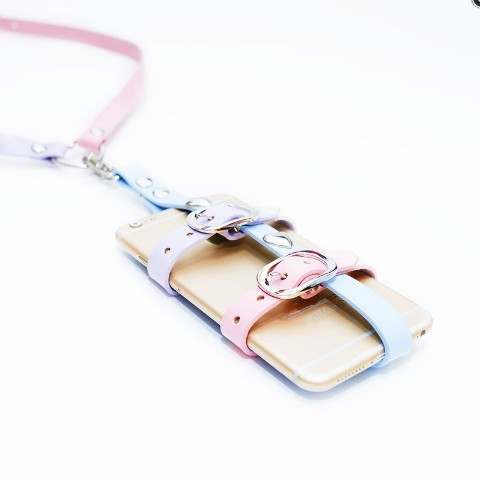 【Devilish】Phone Harness Necklace<Pastel> スマホ用ハーネス