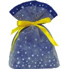 Gift Bag (S) Star Blue