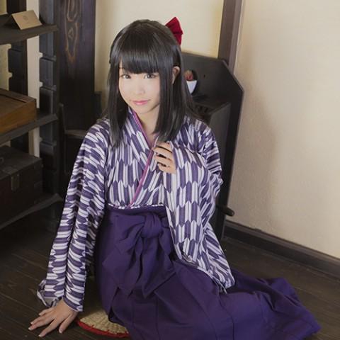【先行発売】ハイカラさんルームウェア&神社なルームウェア『おうちでゆる巫女!』