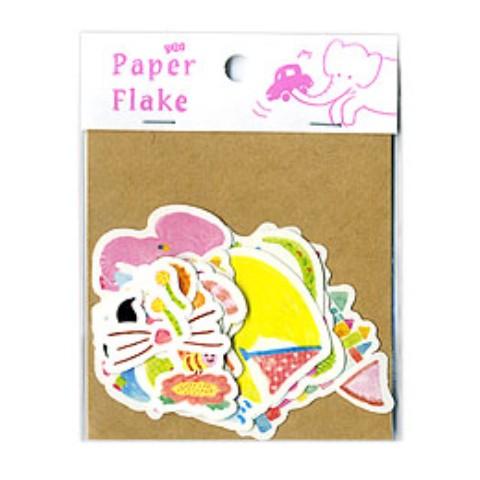 AIUEO Paper Flake キッズ