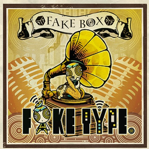《VV限定》FAKE TYPE/FAKE BOX