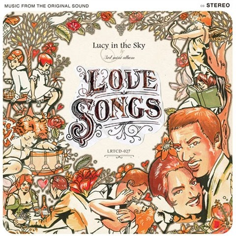 LOVE SONGS/Lucy in the Sky