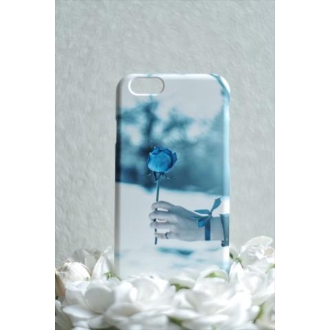rin iphoneケース 6 6s bule rose 雑貨通販 ヴィレッジヴァン