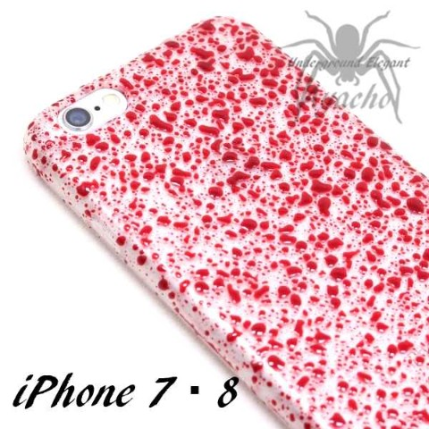 Bloody iPhone case【iPhone7、iPhone8対応】