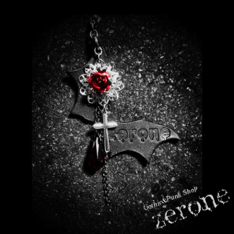 【zerone-ゼローネ-】Vamp Pierce Red