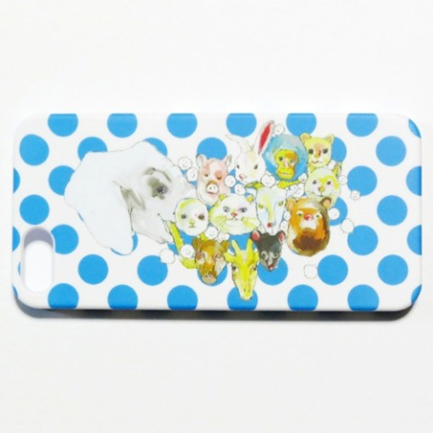 【kanvas】ZOO iPhone5&5sケース
