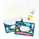 【AIUEO】cheerful letter set(wonderland)