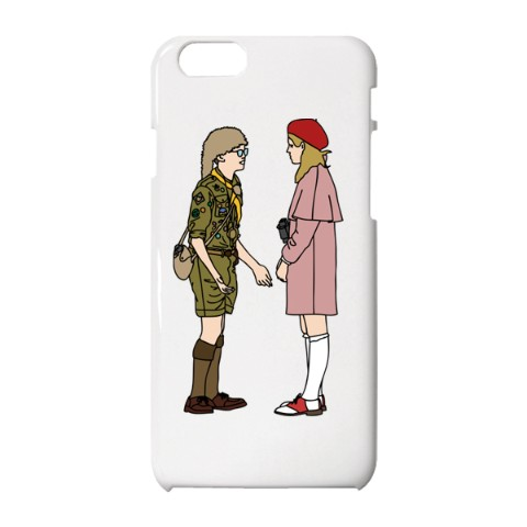 【Panic Junkie】Sam&Suzy IPhone7/8 case