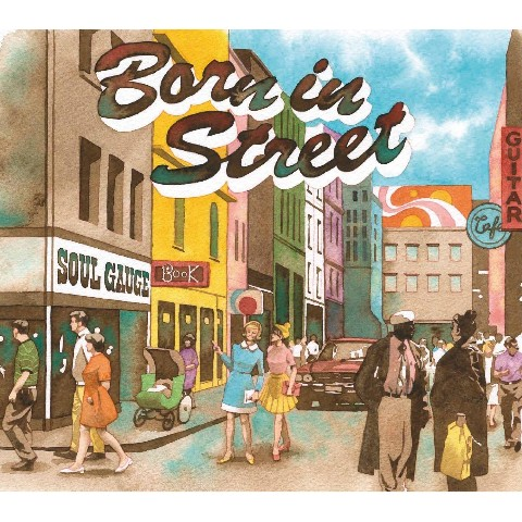 SOUL GAUGE/Born in Street