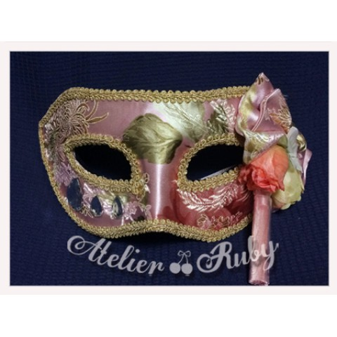 【Atelier Ruby】Mask Headdress-China/PK