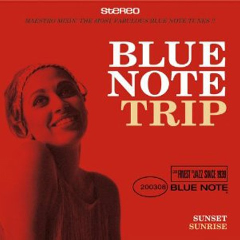 【大特価輸入盤CD!!】BLUE NOTE TRIP(赤) Sunset/Sunrise