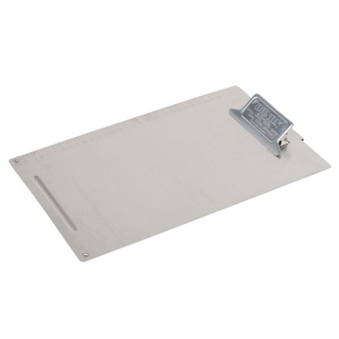 METAL CLIPBOARD A4 GALVANIZED
