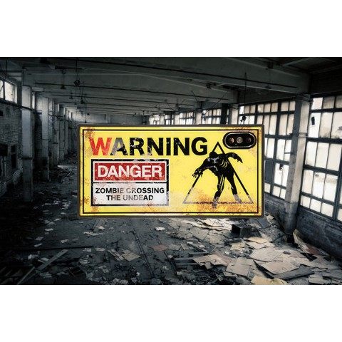 KWH WARNING DANGER 【iPhoneXS/X】