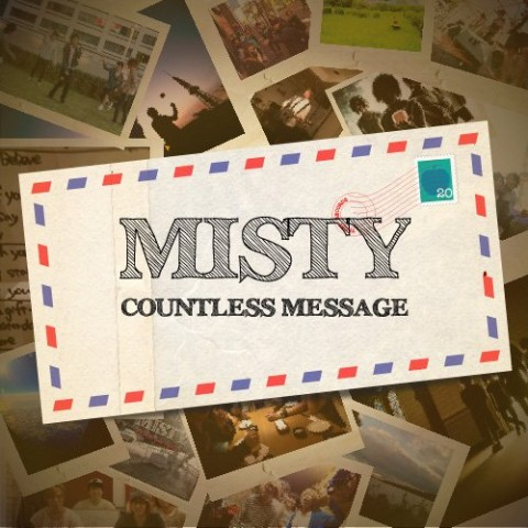 MISTY/COUNTLESS MESSEAGE【VV特典あり】