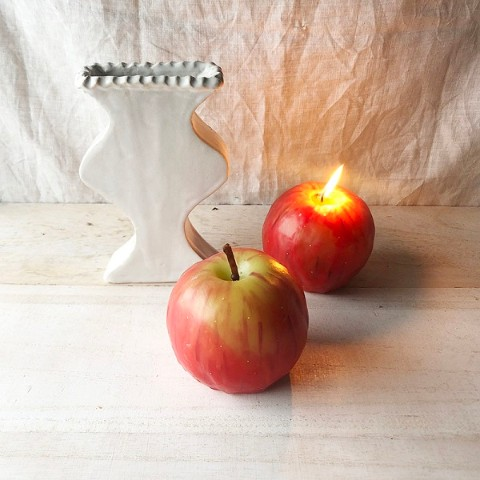 【10mei candle works】apple