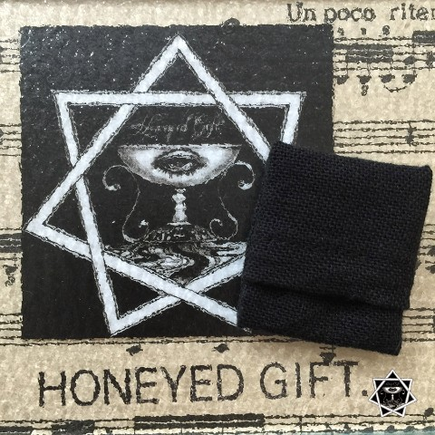 HONEYED GIFT.  オリジナル 香袋 -INCENSE BAG