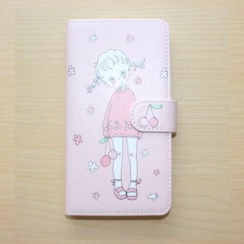950c526fdb 【Caho】iPhoneケース 手帳型 6/7 Caho×ヴィレヴァンコラボグッズ 3024 yen. 【日下部うめか】iPhoneケース(ハードタイプ)(  ...