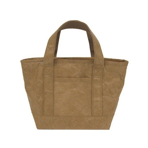 SLOWER BAG LUNCH TOTE BROWN