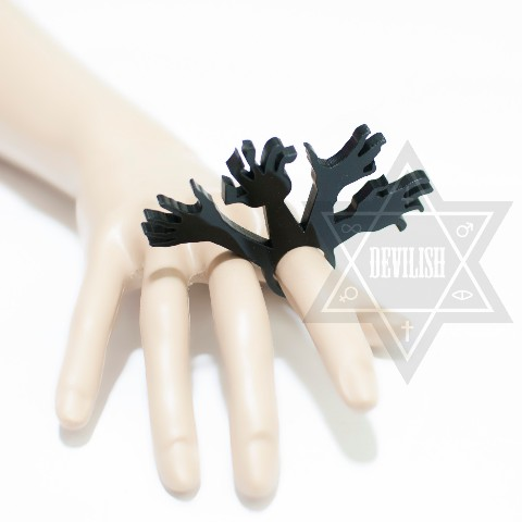 【Devilish】Evil spirit Ring