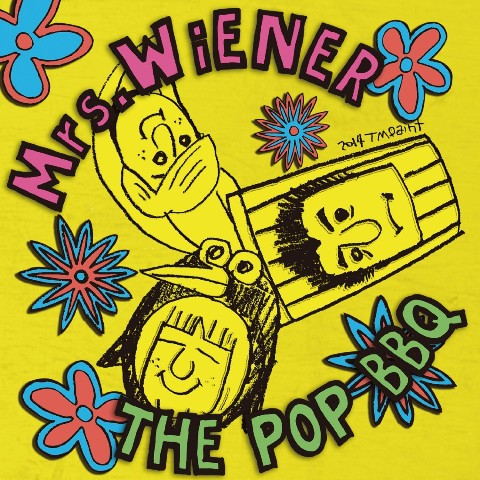 Mrs.WiENER/THE POP BBQ【VV特典あり】