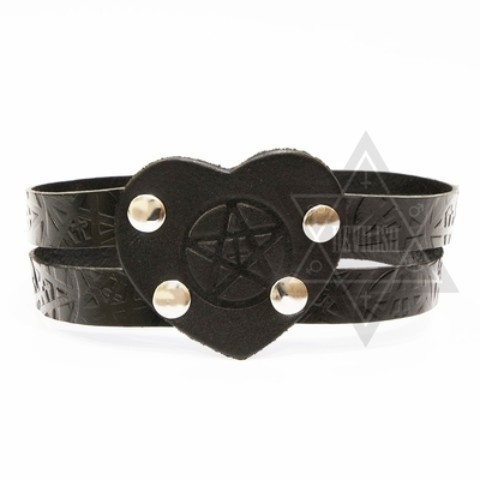 【Devilish】Black hearted choker