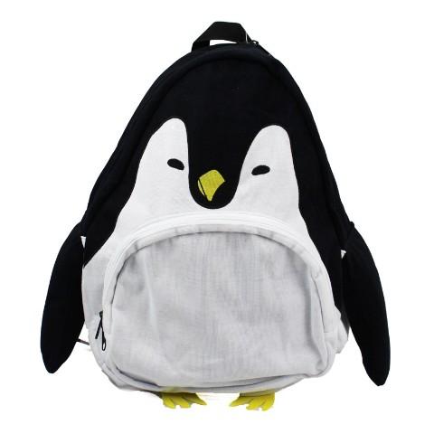 cce830526cdb ペンギン リュック(ブラック) / 雑貨通販 ヴィレッジヴァンガード公式 ...
