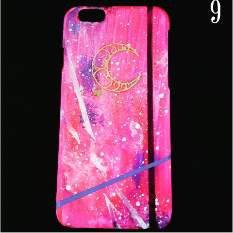 【KARMA of PASSION】Iphoneケース【PinkMoon】