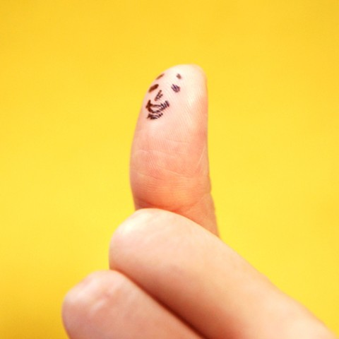 【Mikke Remikke】Thumbs up! Stamp /キャスィー