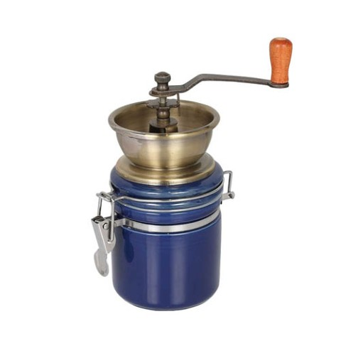 """【コーヒー豆専用】COFFEE MILL """"TERRA"""" ABYSSAL BLUE"""