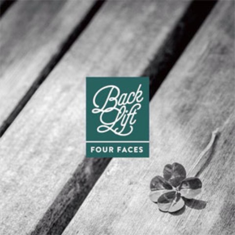 BACK LIFT≪DVD付初回盤≫/FOUR FACES【VV特典あり】