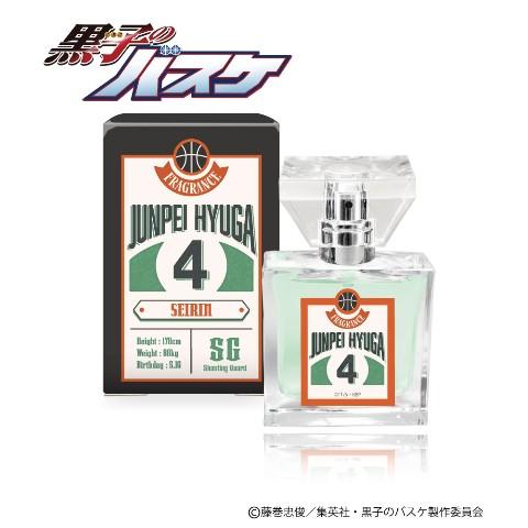 黒子のバスケ フレグランス 日向順平 雑貨通販 ヴィレッジヴァンガード公式通販サイト