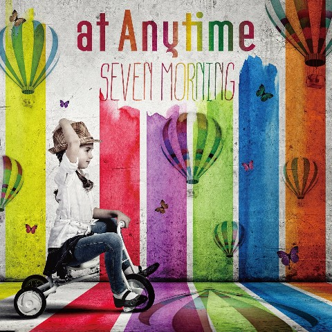 at Anytime/SEVEN MORNING【VV特典あり】