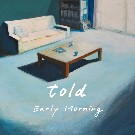 ≪VV限定≫told / Early Morning + VV T-Shirts SET(Mサイズ)