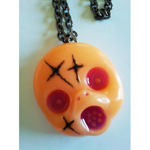 【a.k.production】HALLOWEEN CANDY PENDANT