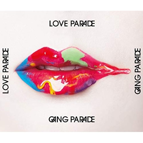 GANG PARADE / LOVE PARADE ≪通常盤≫【VV特典あり】