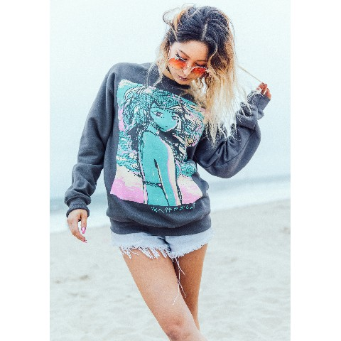 【OMOCAT】TO THE SEA Sweater (Mサイズ)