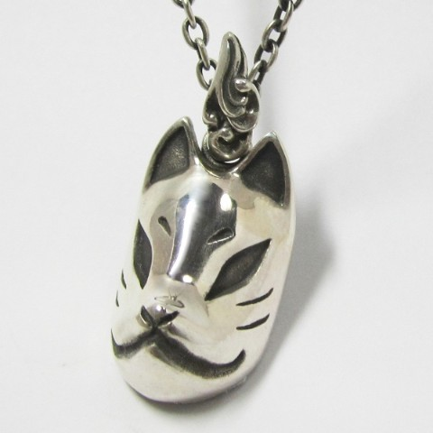狐面 NECKLACE【朧〜OBORO〜】