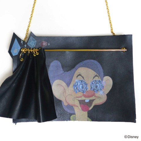 Curtein bag 【Dopey】