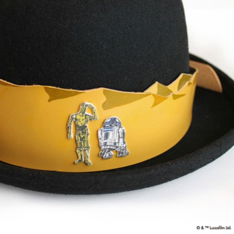 【STAR WARS】HAT BELT【R2-D2™&C-3PO™】