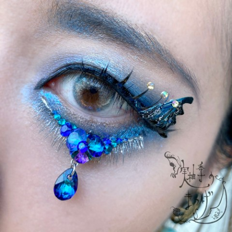 【MYK WORK】Morpho_blue