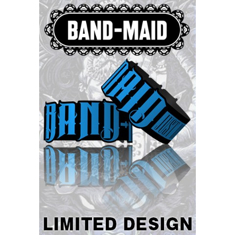 【予約商品】LIMITED RUBBERBAND BLUE