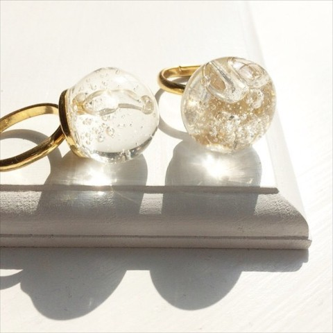 【airuy】air bubble ring